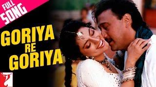 Download Goriya Re Goriya - Full Song | Aaina | Jackie Shroff | Juhi | Jolly Mukherjee | Lata Mangeshkar Video