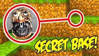 Download WE FOUND NIGHTMARE BALDIS BASICS SECRET BASE IN MINECRAFT! (Ps3/Xbox360/PS4/XboxOne/PE/MCPE) Video