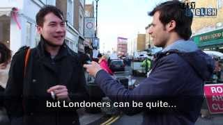 Download Talking to people in London | Easy English 4 Video