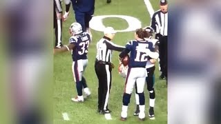 Download Refs caught CELEBRATING the Pats win, Did they RIG these plays? Video