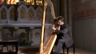 Download BACH GOLDBERG - Sylvain Blassel harp - Warner Lontano Video