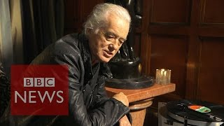 Download Jimmy Page: How Stairway to Heaven was written - BBC News Video