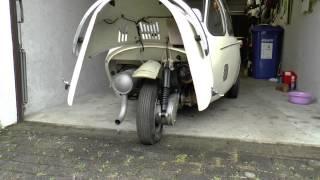 Download Heinkel Kabine - Kaltstart nach 40 Jahren Video