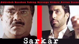 Download Abhishek Bacchan Taking Revenge Climax Action Scene | Sarkar Movie Video
