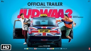 Download Judwaa 2 Official Trailer | Varun Dhawan | Jacqueline | Taapsee | David Dhawan | Sajid Nadiadwala Video