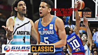 Download Throwback // Gilas Pilipinas vs Argentina Full Game Highlights / 2014 FIBA World Cup / Spain 2014 Video