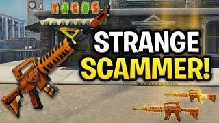 Download Strange Lying Scammer Scams Himself! (Scammer Get Scammed) Fortnite Save The World Video