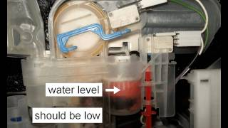 Download dishwasher pump runs continuously Video