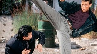 Download Double Impact Fight - Moon (Bolo) vs. Chad (Van Damme) [HD] Video