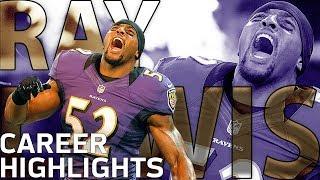 Download Ray Lewis' INSANE Career Highlights | NFL Legends Highlights Video