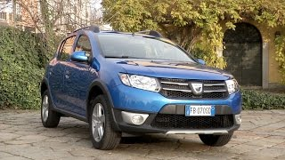 Download Dacia Sandero Stepway Video