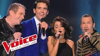 Download Queen – Bohemian Rhapsody   Garou, Mika, Jenifer et Florent Pagny   The Voice 2014│Blind Audition Video