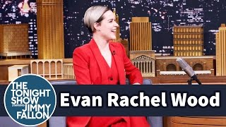 Download Evan Rachel Wood's Bot Thoughts Helped Her Play an Android Video