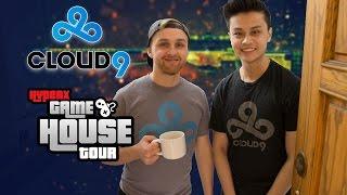 Download Cloud9 CS:GO HyperX Gaming House Tour Video