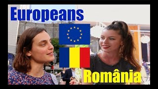 Download What do other Europeans really think of Romania?   Ce cred alți europeni cu privire la România? Video