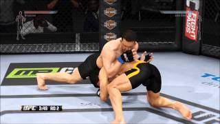 Download EA Sports UFC - Bruce Lee Gameplay (PS4 HD) [1080p] Video