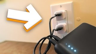 Download Charge 2x as Fast with 2 Outlets? (Anker PowerCore) Video