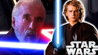 Download WHY Did Count Dooku Lose to Anakin Skywalker in The Revenge of the Sith? Star Wars Explained Video