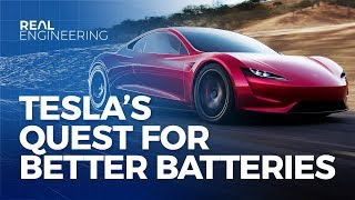 Download Tesla's Quest for Better Batteries Video