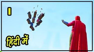 Download GTA 5 Hindi - Magneto Mod Gameplay - Hitesh KS Video