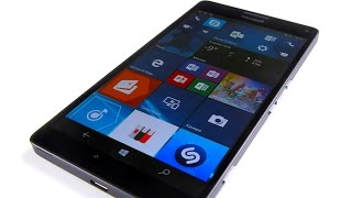 Download Microsoft Lumia 950 XL - распаковка и первое впечатление Video