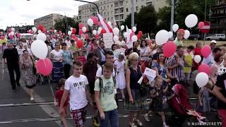 Download Marsz dla Życia i Rodziny | Zgierska przy Dolnej Video