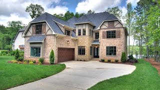 Download Stunning Waterfront Property at 1540 Reflection Pointe Blvd in Belmont, NC Video