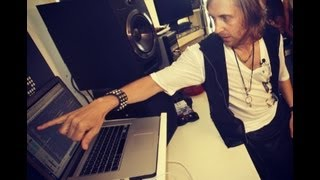 Download burn studios residency 2012 - David Guetta Masterclass Video
