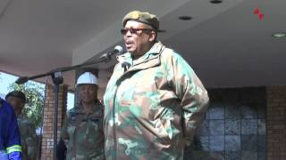 Download Military Command Council Mandela Day event Video