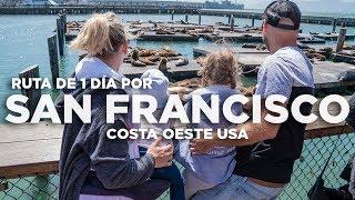 Download Ruta de 1 día por San Francisco. Costa Oeste EEUU Video
