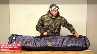 Download Dakine Low Roller Snowboard Bag review Video