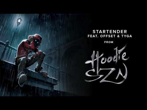 A Boogie Wit Da Hoodie - Startender (feat. Offset & Tyga) [Official Audio]