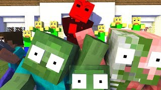 Download Monster School : BALDI'S APOCALYPSE CHALLENGE - Minecraft Animation Video