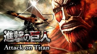 Download Attack on Titan Wings of Freedom《進擊的巨人》Part 1 - 爽砍巨人! [中文版] Video