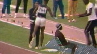 Download Bob Beamon's World Record Long Jump - 1968 Olympics Video