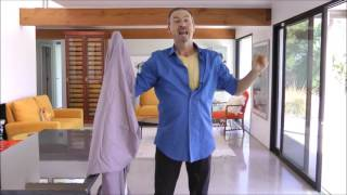 Download How to Fold a Fitted Sheet - from a Math Guy Video