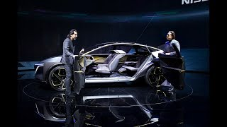 Download Watch Nissan's design walk around from NAIAS Video