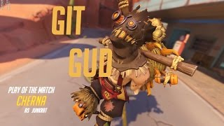 Download [Overwatch] The Route From Gold To Platinum Ep. 01 (Junkrat) Video