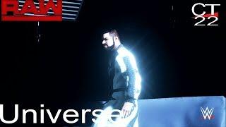 Download WWE 2K Universe - WWE 2K18: Raw Episode 10 Video
