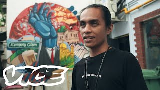 Download The 'Legal' Street Art of Singapore Video