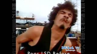 Download Carlos Santana Pops LSD at WoodStock Video