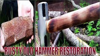 Download Rusty Old Hammer Restoration Video