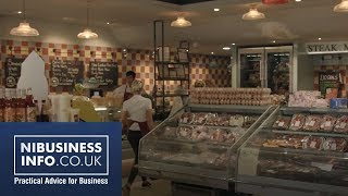 Download Growing a retail business - Cunningham Butchers & Food Hall Video