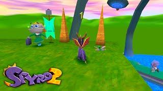Download Spyro 2 - Hidden dialogue in Metropolis Video
