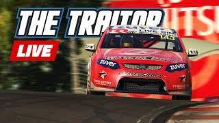 Download iRacing: The Traitor (V8 Supercar @ Bathurst) Video