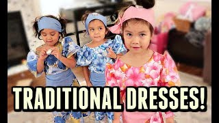 Download CUTEST TRADITIONAL DRESSES! - October 10, 2017 - ItsJudysLife Vlogs Video