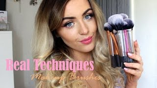 Download All About Real Techniques Brushes! Video