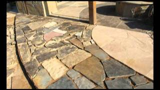 Download How to make a crushed granite patio Video