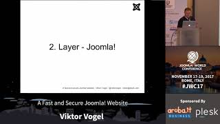 Download A Fast and Secure Joomla! Website - Viktor Vogel Video