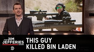 Download Feeling More American by the Minute - Jim Goes to a Gun Range - The Jim Jefferies Show Video